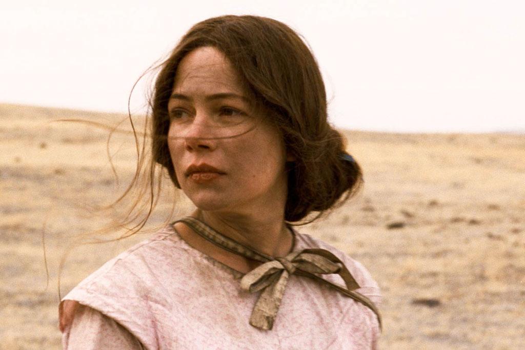 Michelle Williams dans La Dernière piste