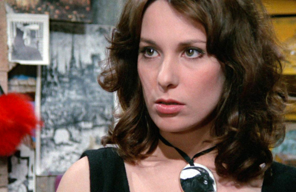 Bernadette Lafont dans La Fiancée du pirate
