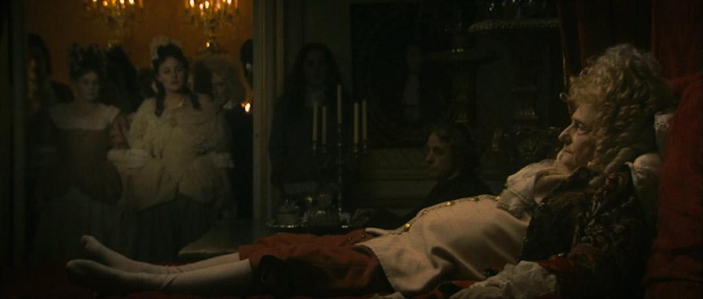Jean-Pierre Léaud dans La Mort de Louis XIV