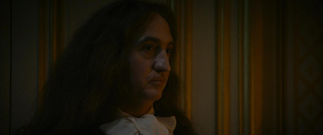 Marc Susini dans La Mort de Louis XIV