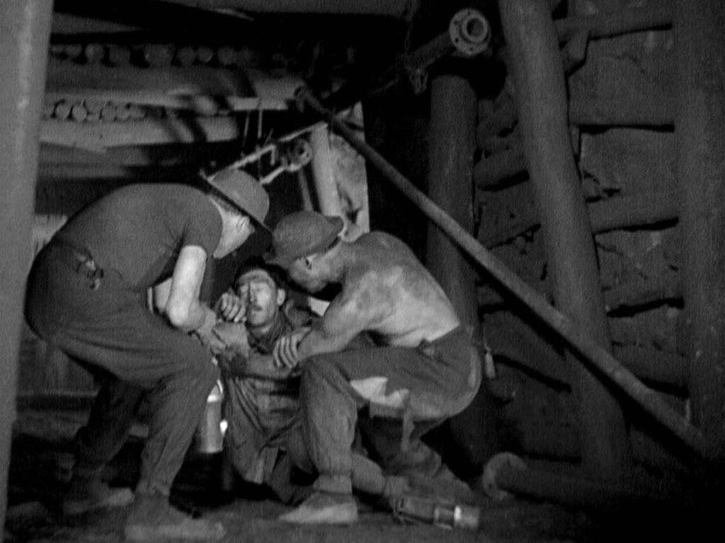 Marcel Lesieur dans La Tragédie de la mine