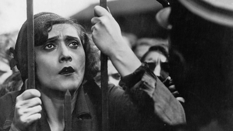 Andrée Ducret dans La Tragédie de la mine