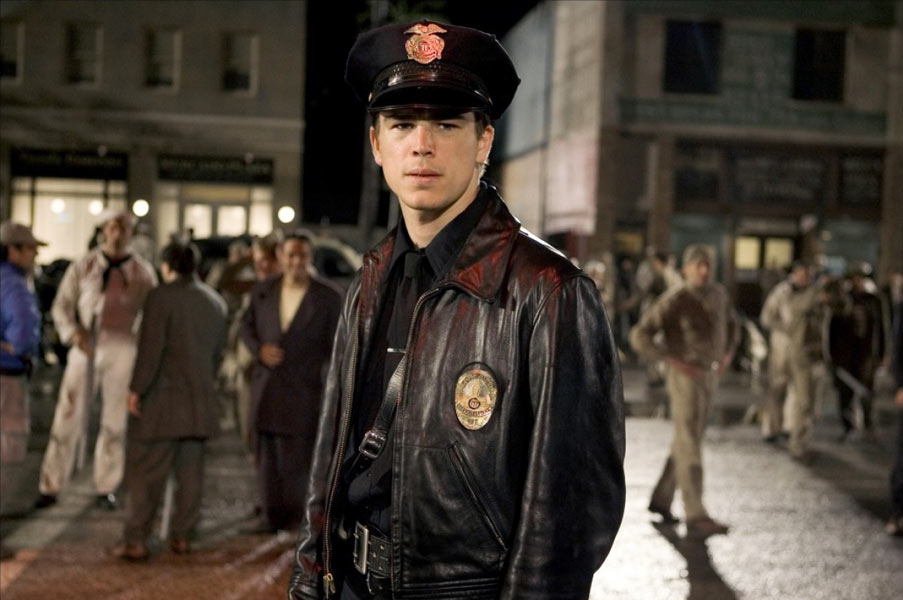 Josh Hartnett dans Le Dahlia noir (The Black Dahlia)