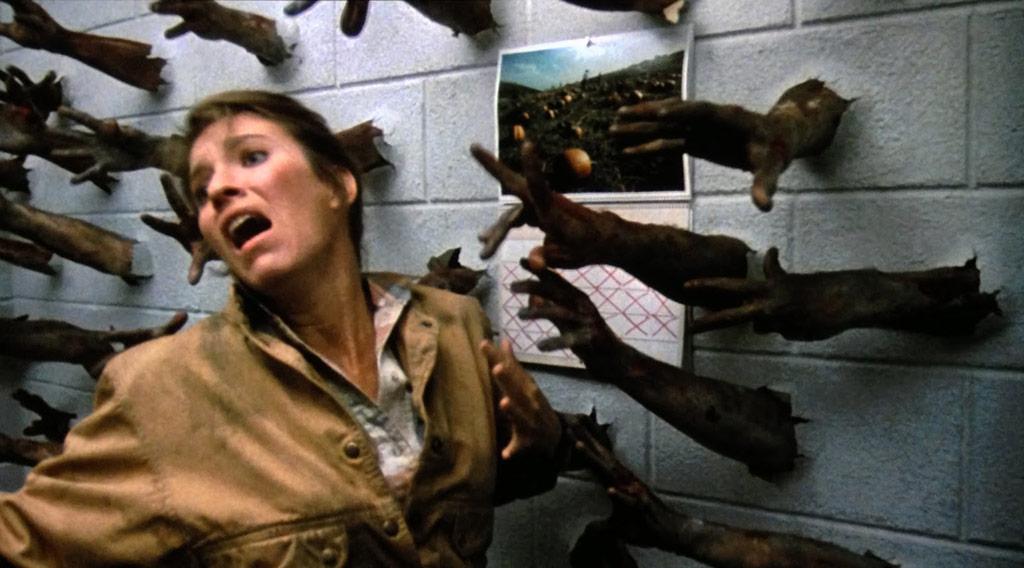 Lori Cardille dans Le Jour des morts-vivants