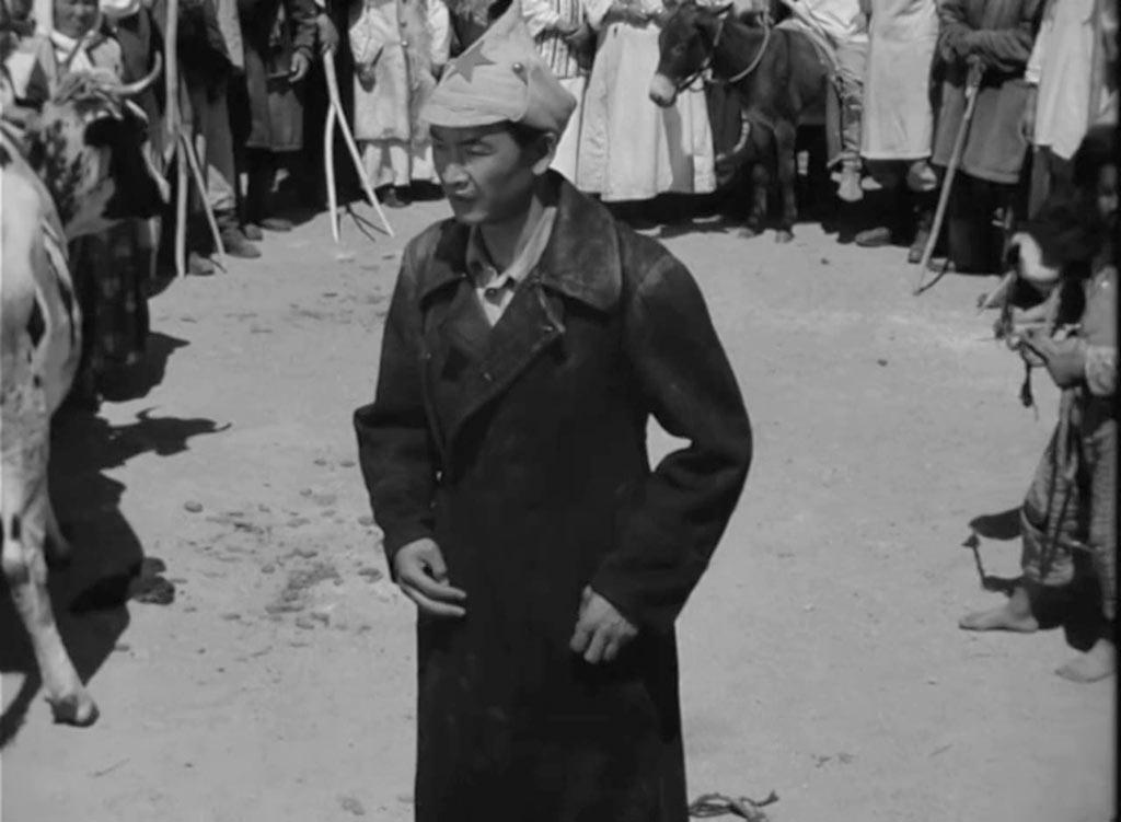 Bolot Beichenaliev dans Le Premier maître