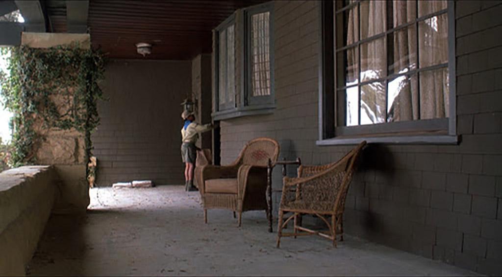 Brandon Quintin Adams dans Le sous-sol de la peur
