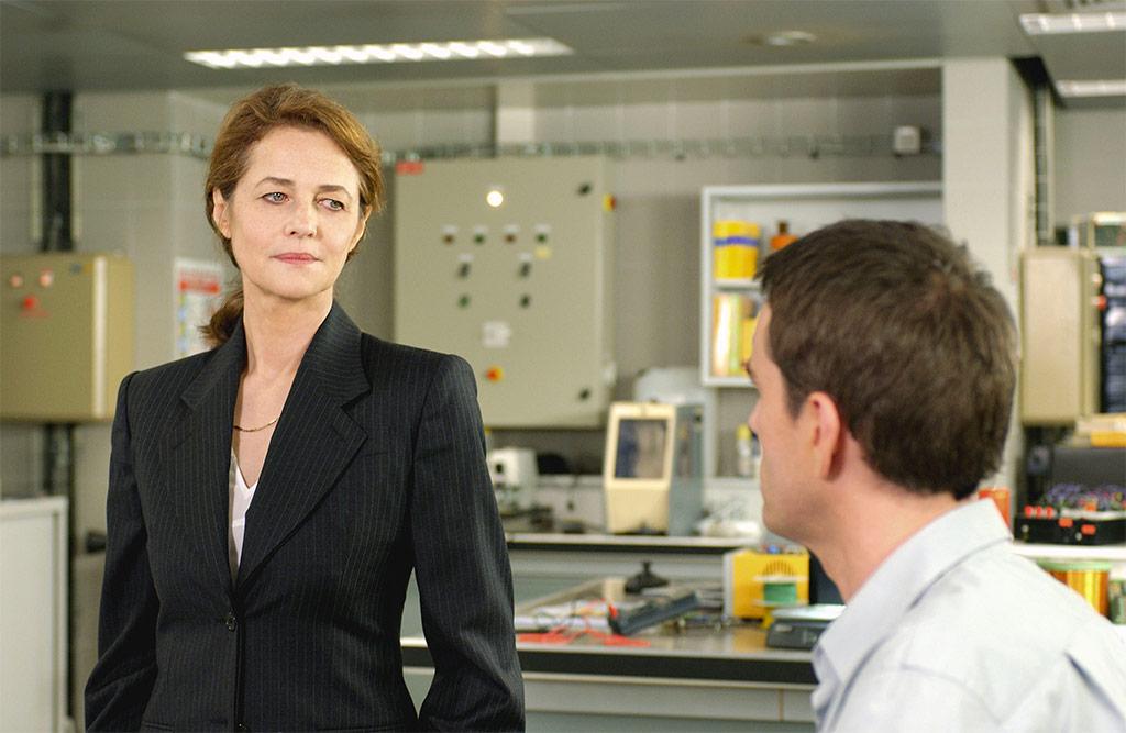 Charlotte Rampling, Laurent Lucas dans Lemming