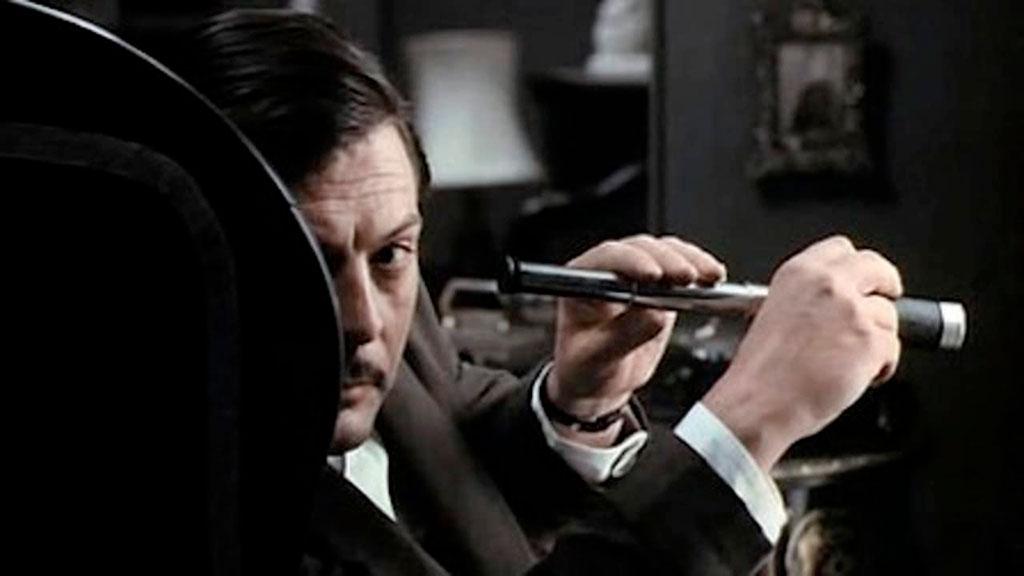 Marcello Mastroianni dans Leo the Last