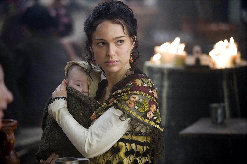 Natalie Portman dans Les Fantômes de Goya