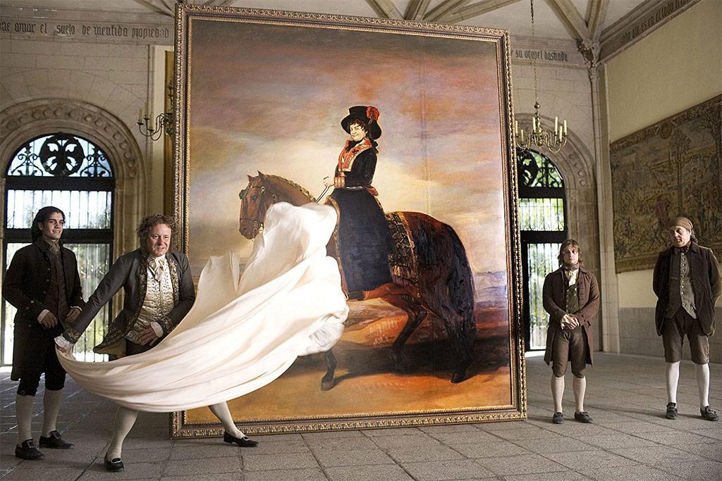 Stellan Skarsgård dans Les Fantômes de Goya