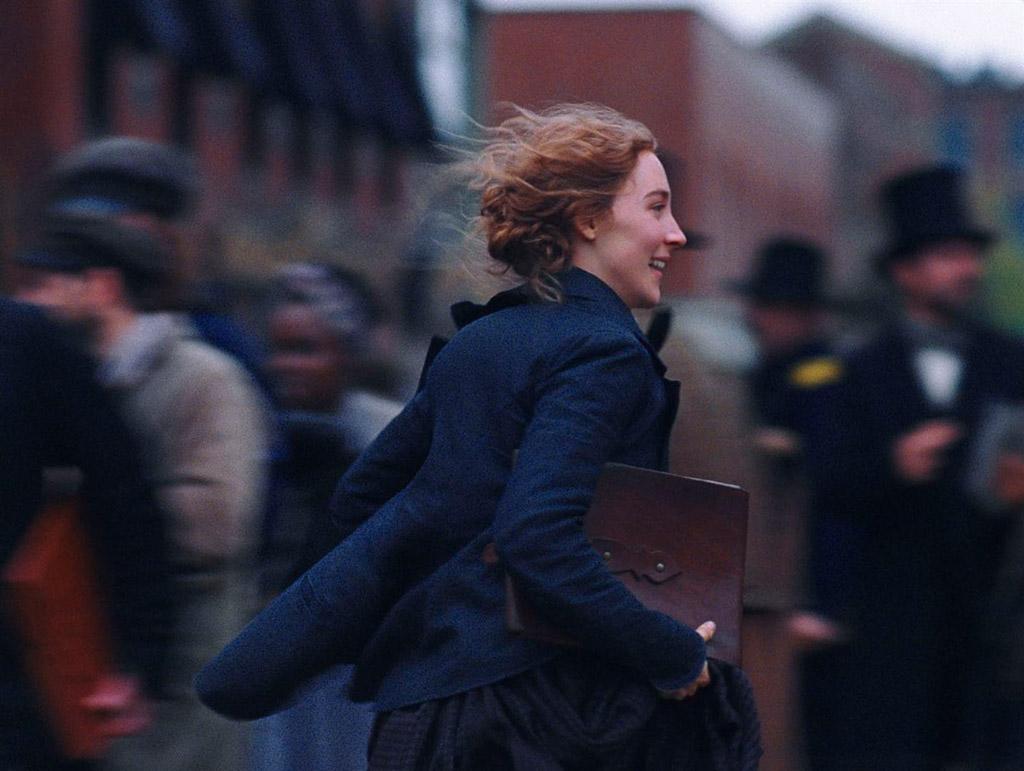 Saoirse Ronan dans Les Filles du Docteur March