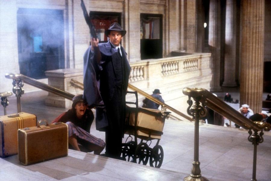 Kevin Costner dans Les Incorruptibles