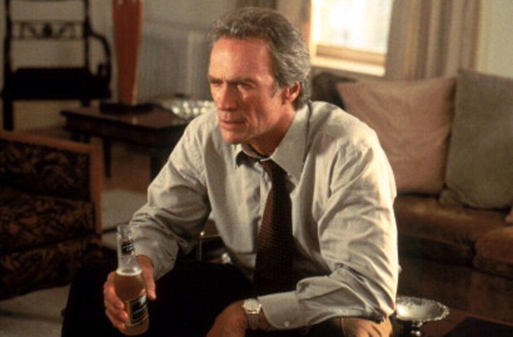 Clint Eastwood dans Les Pleins pouvoirs