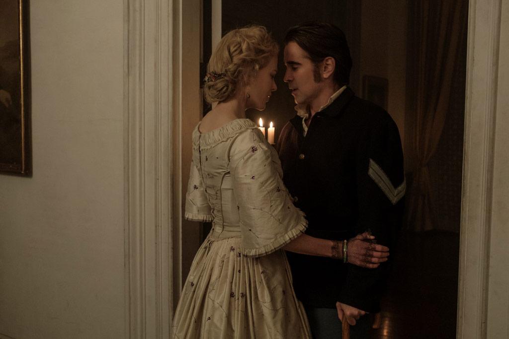 Nicole Kidman, Colin Farrell dans Les Proies