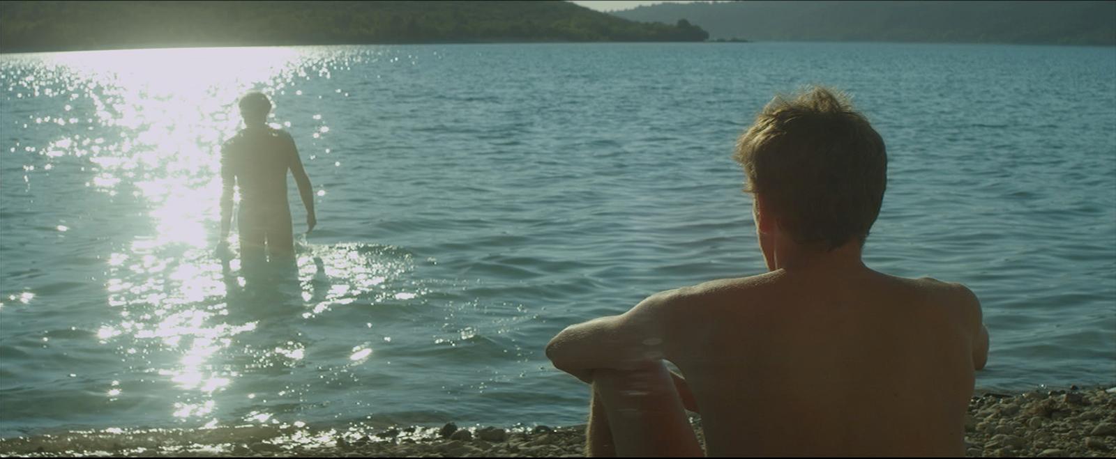 Pierre Deladonchamps dans L'inconnu du lac