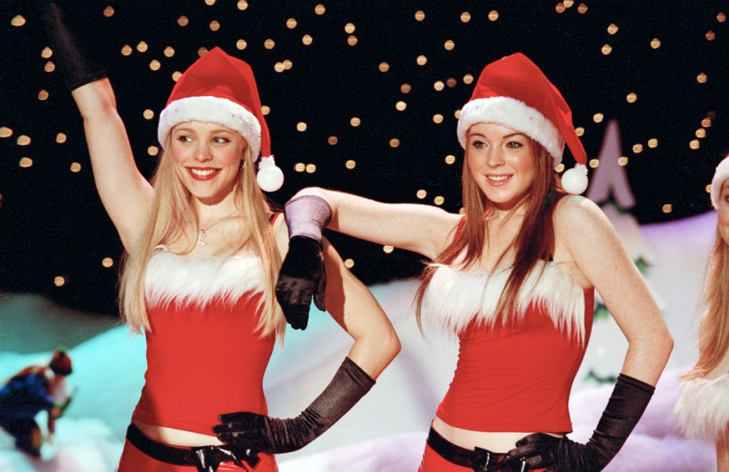 Lindsay Lohan, Rachel McAdams dans Lolita malgré moi
