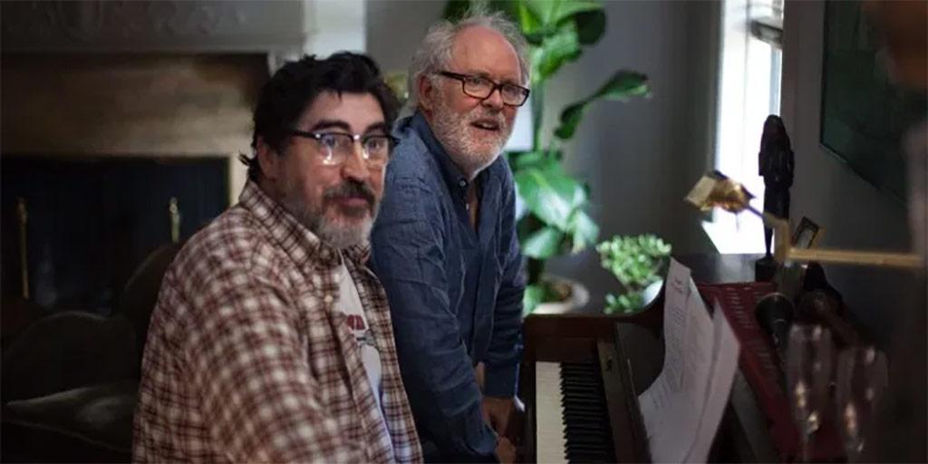 Alfred Molina, John Lithgow dans Love is strange