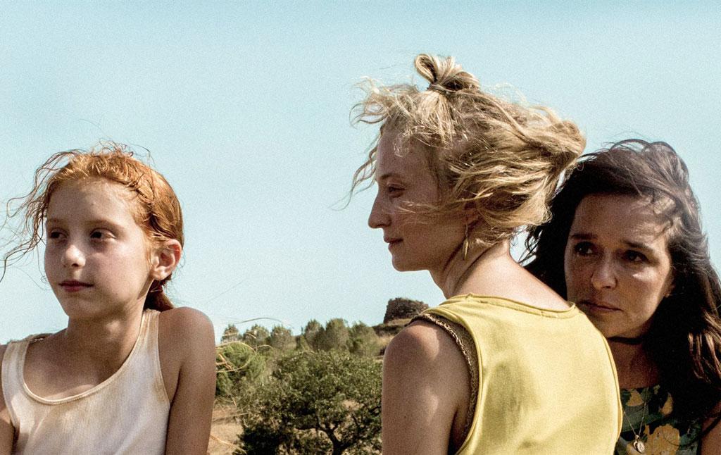 Valeria Golino, Alba Rohrwacher, Sara Casu dans Ma Fille