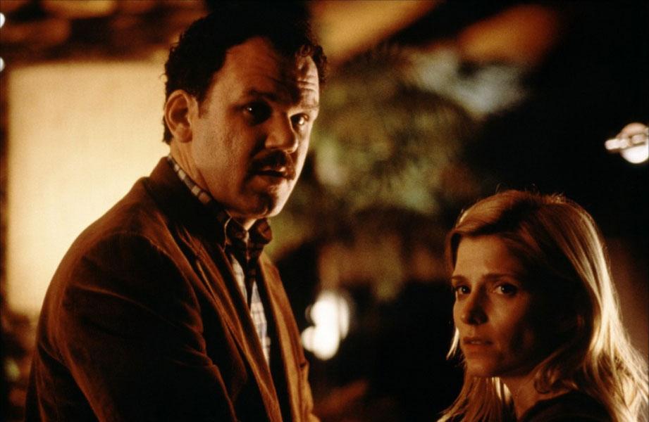 Melora Walters, John C. Reilly dans Magnolia