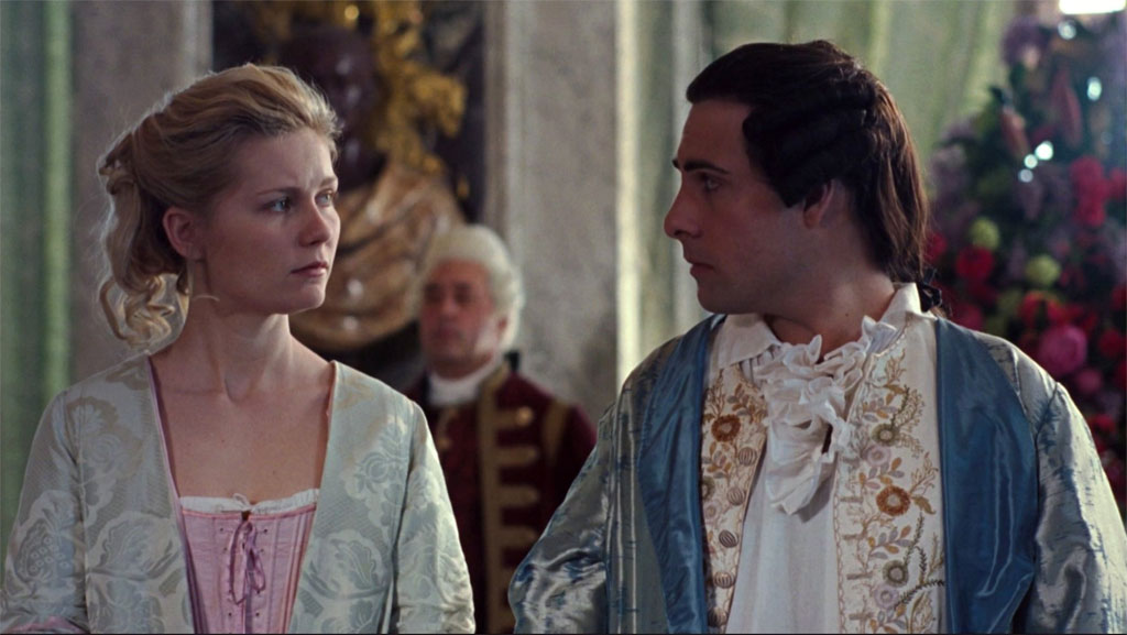 Kirsten Dunst, Jason Schwartzman dans Marie-Antoinette