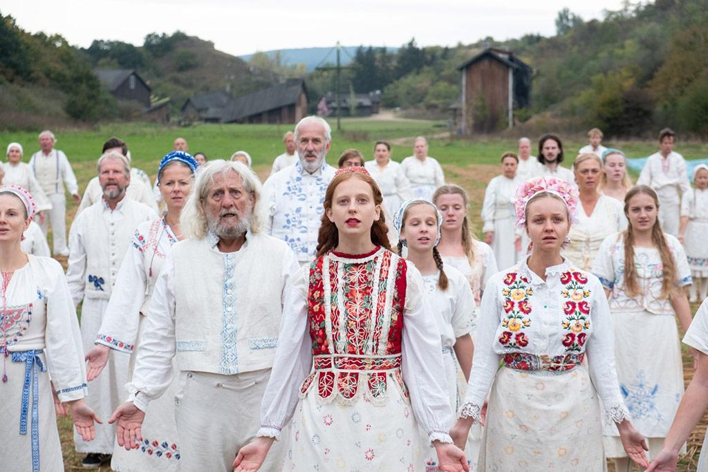 Isabelle Grill dans Midsommar
