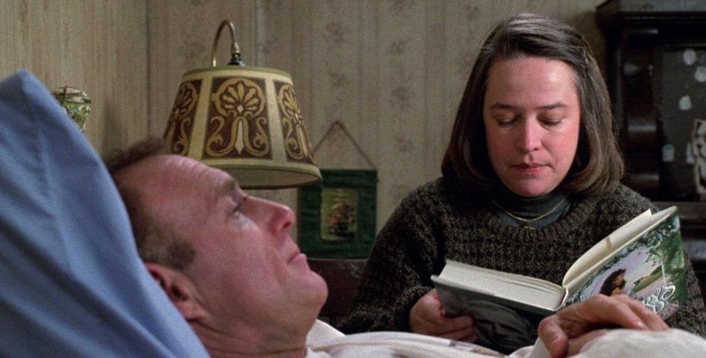 James Caan, Kathy Bates dans Misery