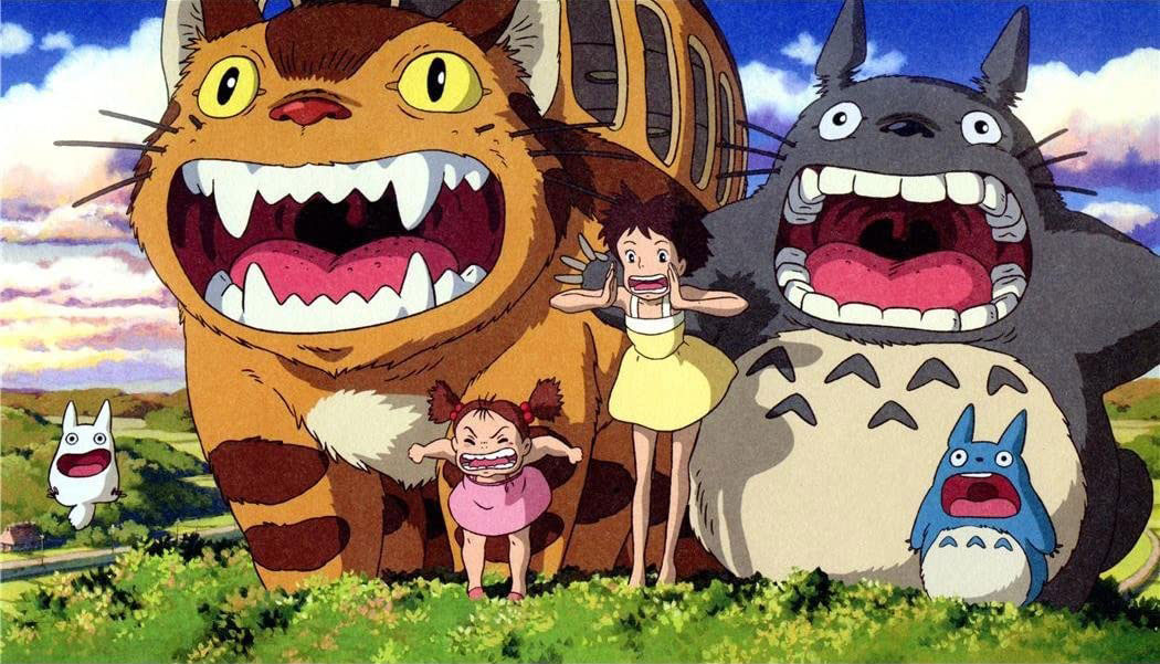 dans Mon Voisin Totoro