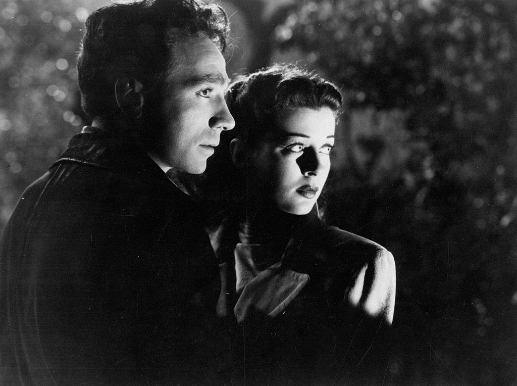 Dane Clark, Gail Russell dans Moonrise
