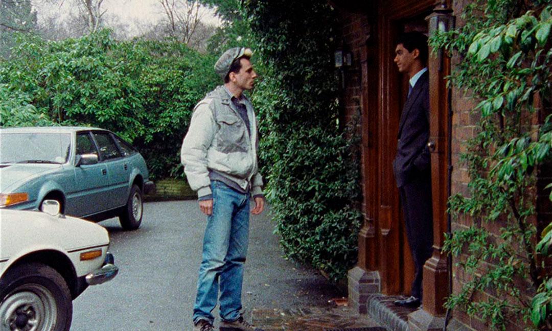 Daniel Day-Lewis, Gordon Warnecke dans My Beautiful Laundrette