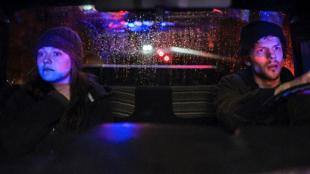 Jesse Eisenberg, Dakota Fanning dans Night moves