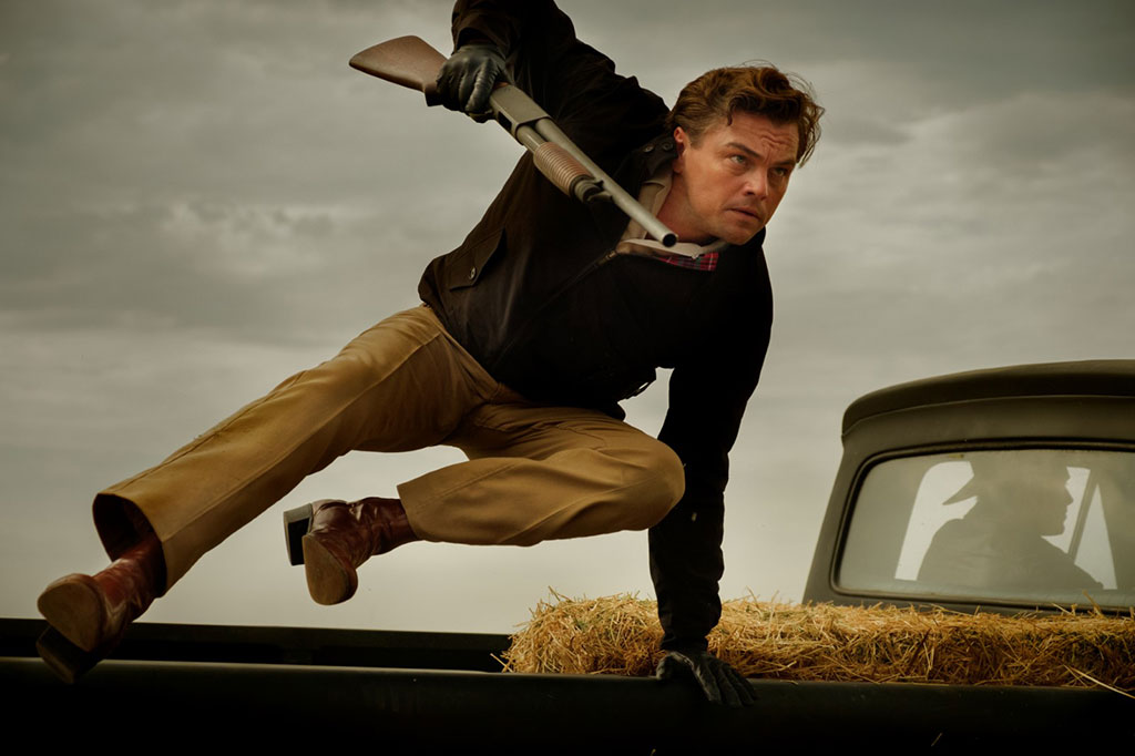 Leonardo DiCaprio dans Once upon a time… In Hollywood