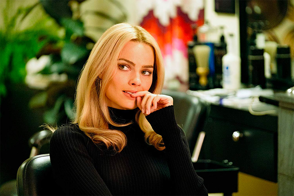 Margot Robbie dans Once upon a time… In Hollywood