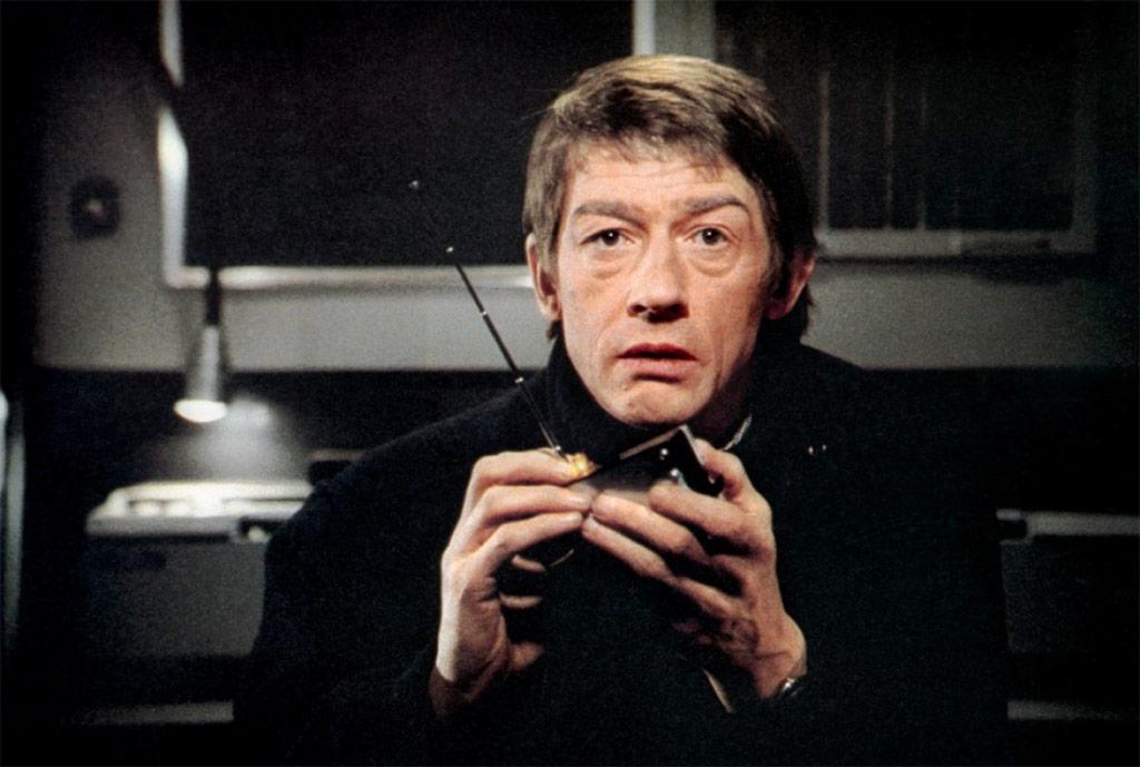 John Hurt dans Osterman week end