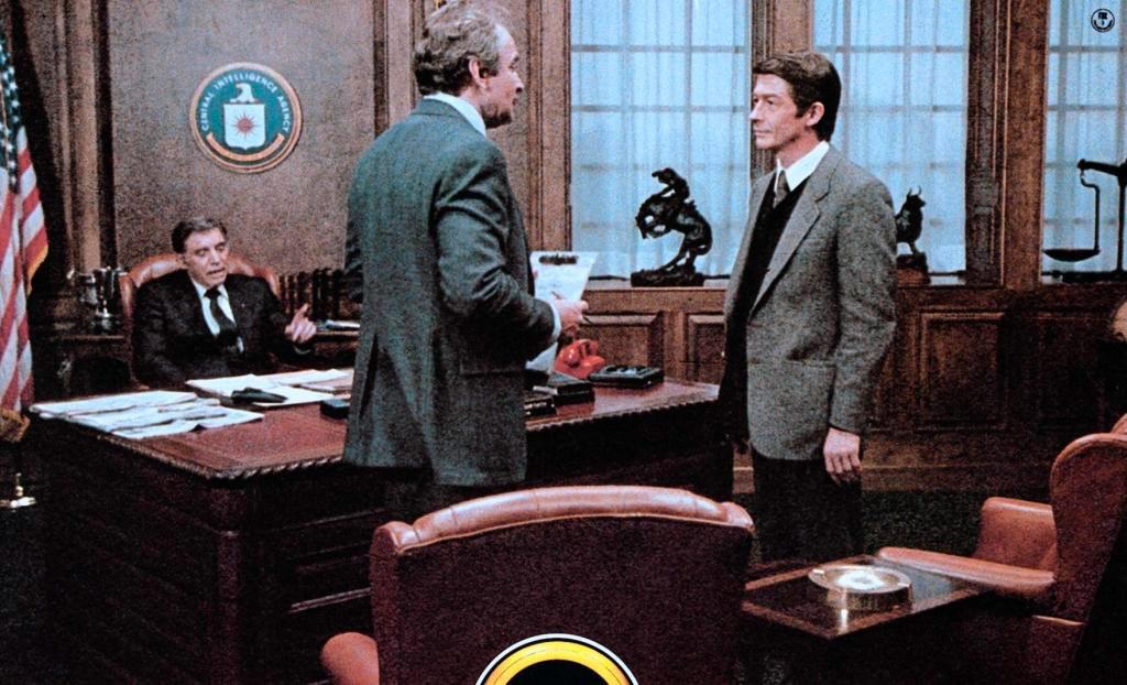 Burt Lancaster, John Hurt dans Osterman week end