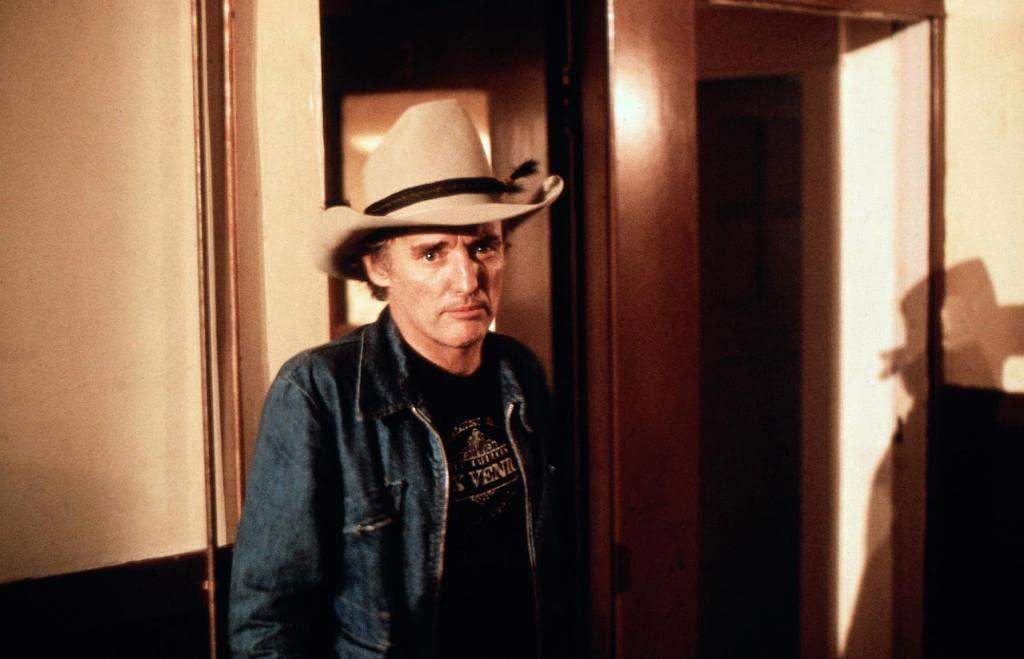 Dennis Hopper dans Out of the blue