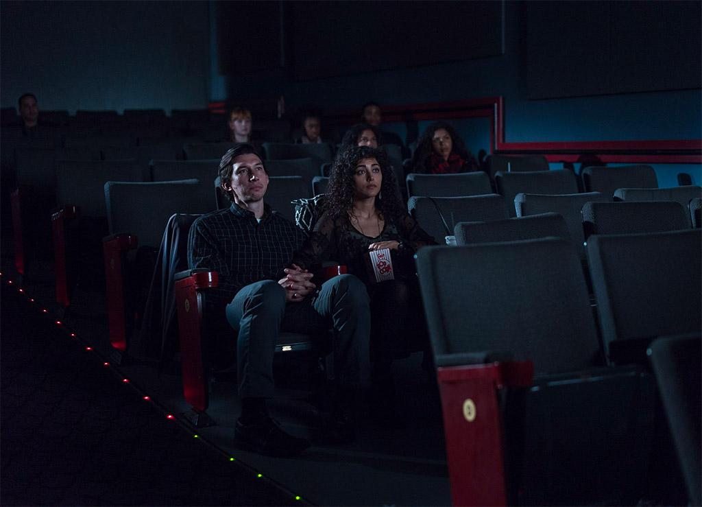 Golshifteh Farahani, Adam Driver dans Paterson