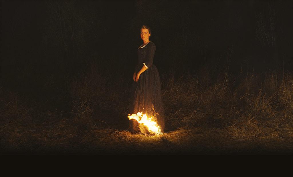 Adèle Haenel dans Portrait de la jeune fille en feu
