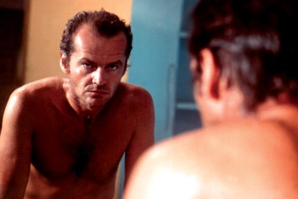 Jack Nicholson dans Profession reporter