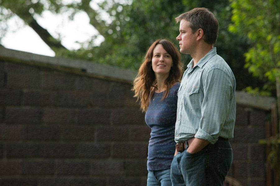 Rosemarie DeWitt, Matt Damon dans Promised Land