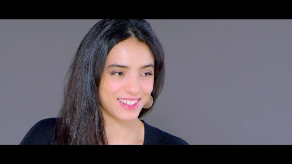Hafsia Herzi dans Pygmalionnes