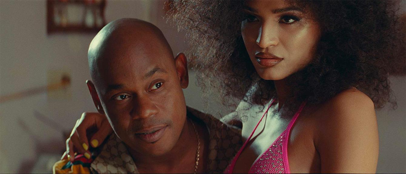 Daniel Kaluuya, Jodie Turner-Smith dans Queen & Slim