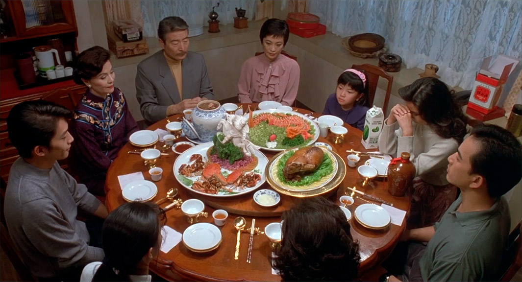 Ah-Lei Gua, Chao-jung Chen, Sylvia Chang, Sihung Lung, Yu-Chien Tang, Kuei-Mei Yang dans Salé sucré