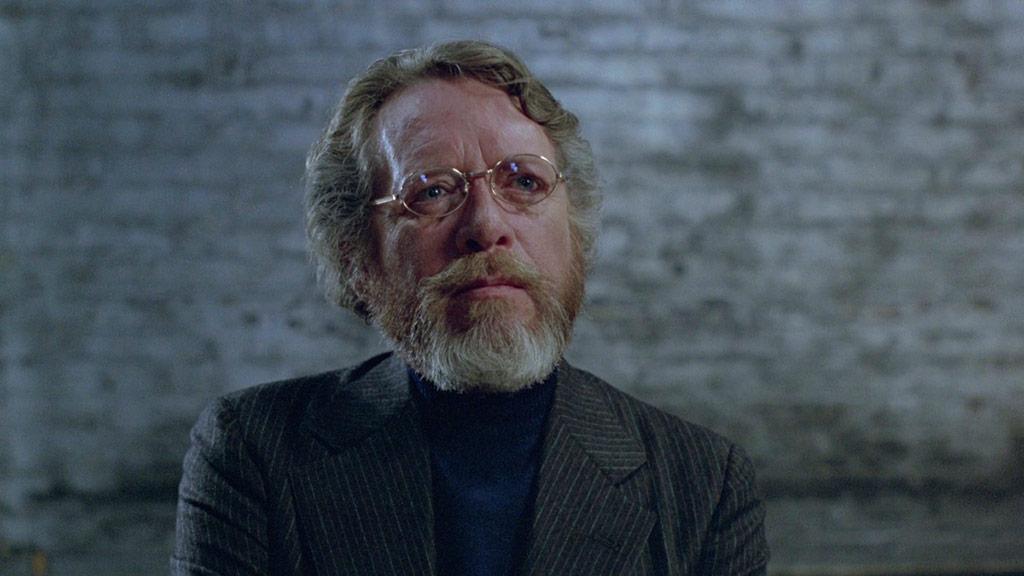 Patrick McGoohan dans Scanners