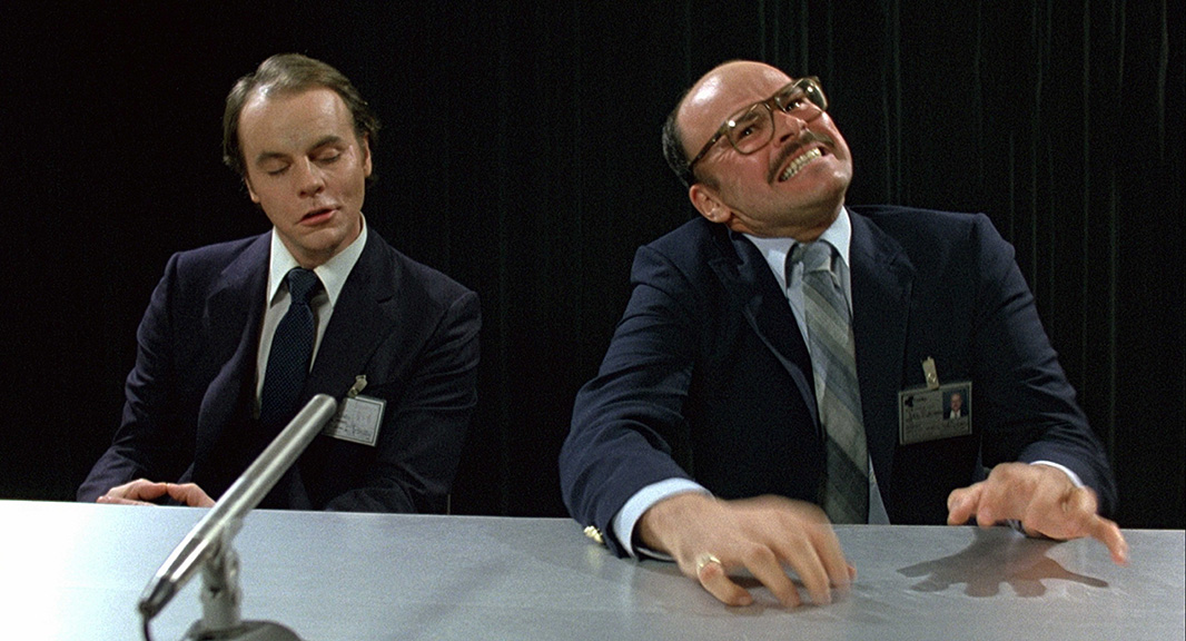 Michael Ironside, Louis Del Grande dans Scanners