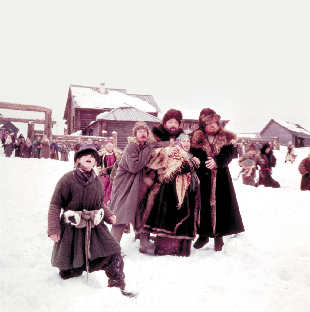 Evgueni Petrov dans Sibériade