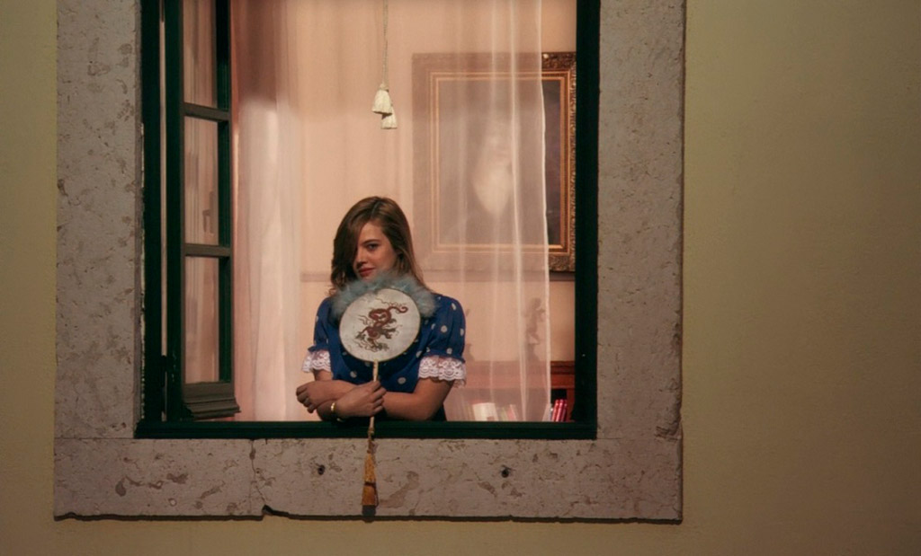 Catarina Wallenstein dans Singularités d'une jeune fille blonde