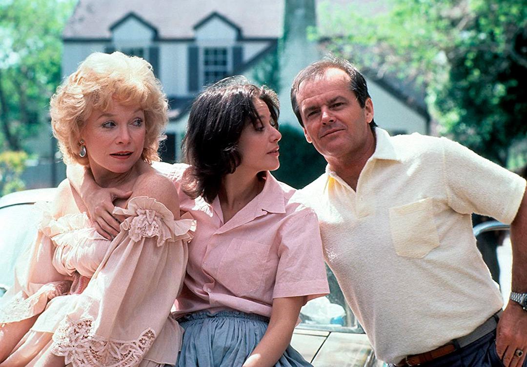 Shirley MacLaine, Debra Winger, Jack Nicholson dans Tendres Passions