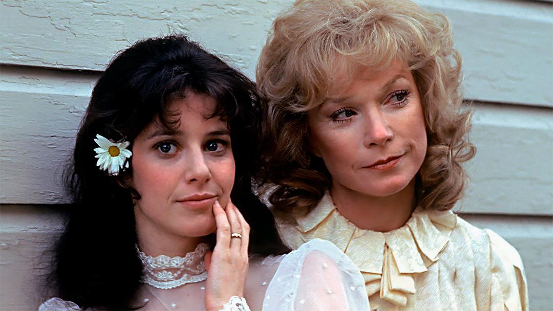 Shirley MacLaine, Debra Winger dans Tendres Passions