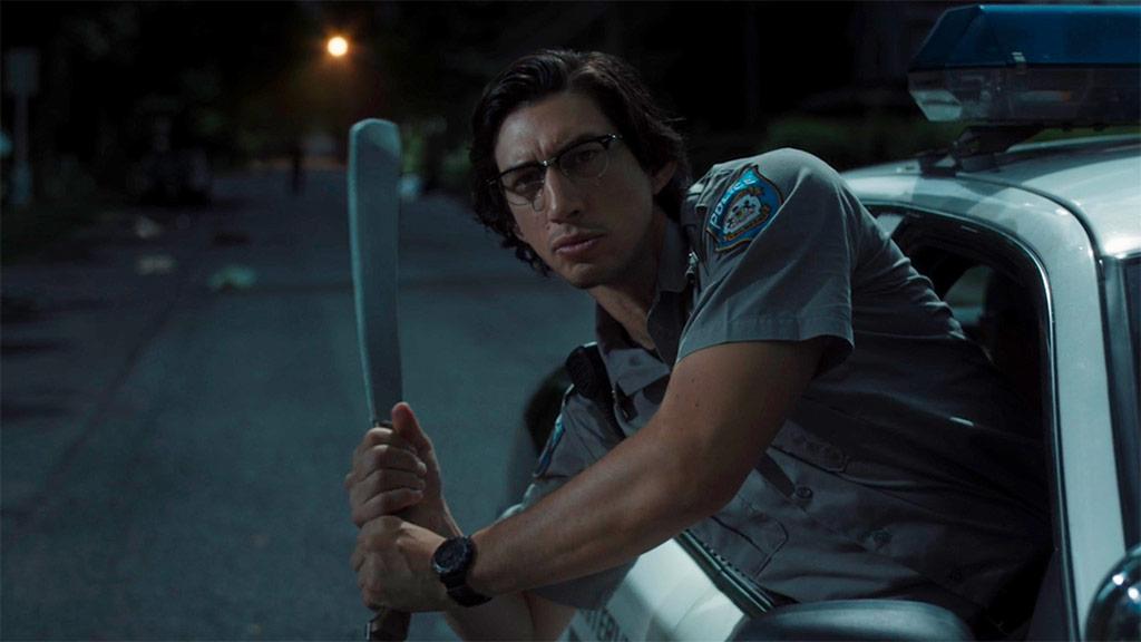 Adam Driver dans The Dead don't die