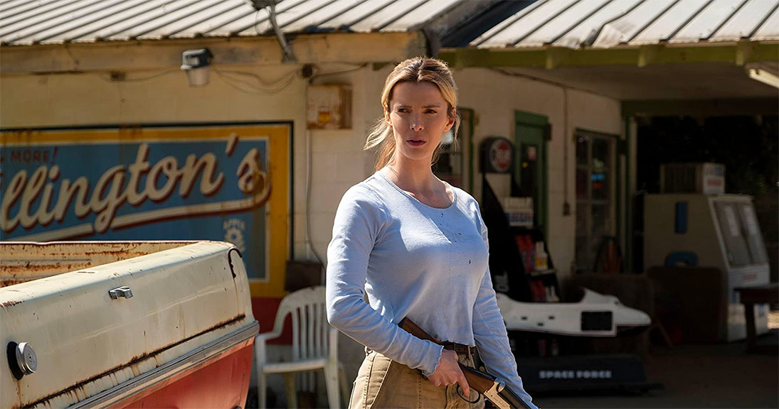 Betty Gilpin dans The Hunt